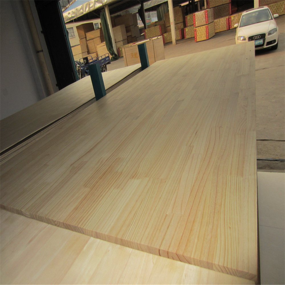 Trade Assurance Good Quality radiata pine finger jointed boards From China Manufacturer(LINYI FACTORY)