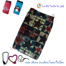 2012 new phone pouch case for smartphone, phone holder
