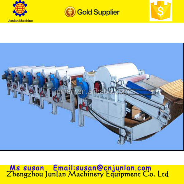 old clothed textile waste fiber waste cotton processing machine +8618637188608