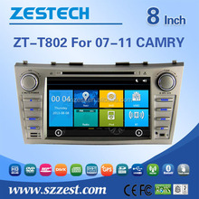 blue ray car dvd player For TOYOTA 2007-2011 CAMRY support Radio/Audio/GPS/DVD/RDS/Bluetooth/MP4 player/HDMI