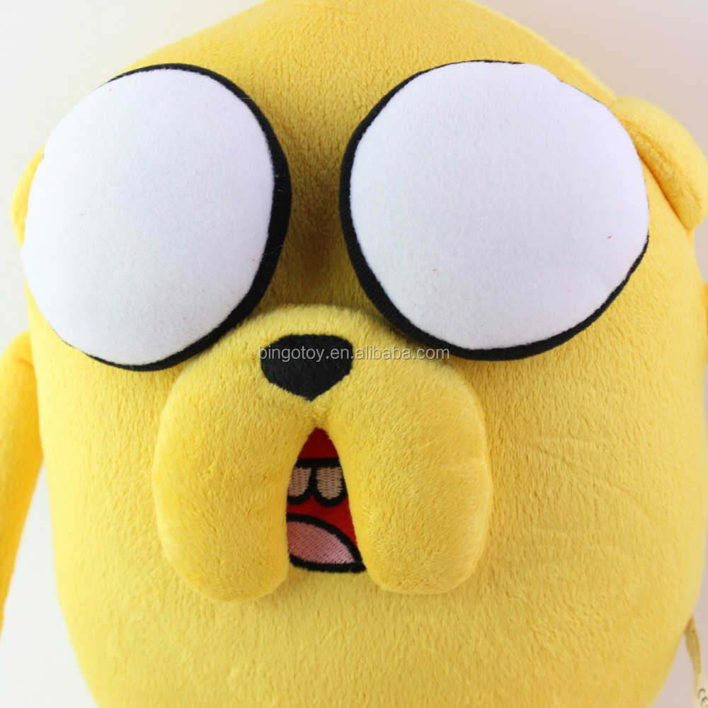 Promotional Hot Sale Factory Direct Wholesale soft cute yellow monster stuffed plush keychain,custom monster plush toy