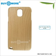 christmas wood + pc phone case for samsung galaxy s3