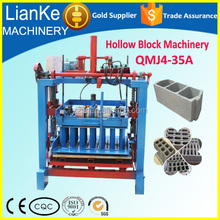 factory direct sell QMJ4-35A brick machinewith best price, concrete brick making machine, cement brick making machines for sale