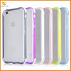china supplier simple clear shockproof tpu case for iphone 6s