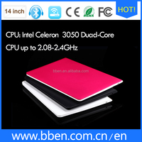 Alibaba co uk 14inch laptop factory price computer 1920*1080 netbook computer windows 10