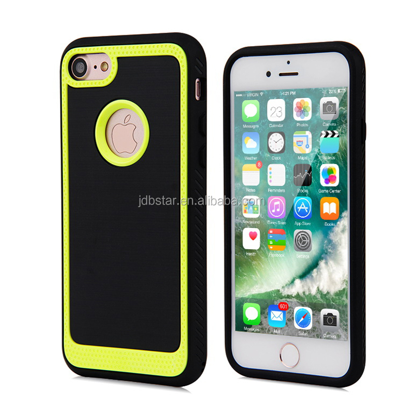 2017 new arrivals hollow phone accessory,mobile phone accessories,cell phone accessory for iphone 8 case