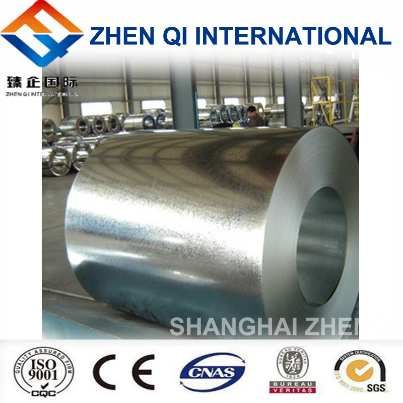 Roofing Sheet And Construction Applicants Materials Steel Galvanized Coil Price