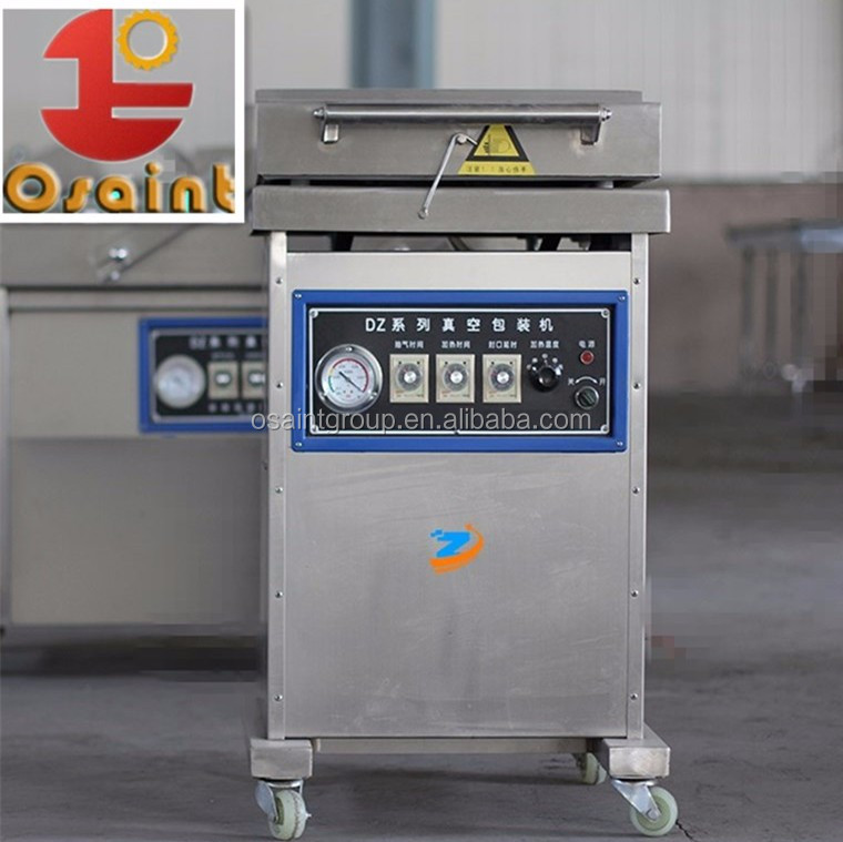 Automatic industry vacuum packing machine for chicken wings legs