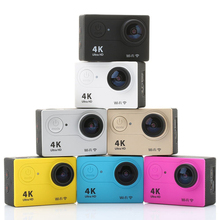 Retail Package 12.0MP Wi-Fi Sports 4K Camera Made in China