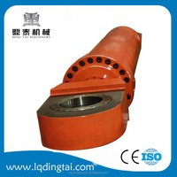 Hydraulic Cylinder,Tipper Loader Excavator Tractor Trailer Forklift,Bulldozer Garbage Compactor Tower Crane Product