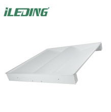 To replace 2x4ft troffer, UL driver 2x2 2x4 LED troffer light