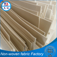 Trade Assurance Factory Thermalbonded PP PET VISCOSE Industrial Fabric Non Woven Felt