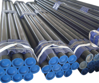 Widely Used Carbon Steel Pipe Anti Rust Varnished Sch 40 Seamless Steel Pipe