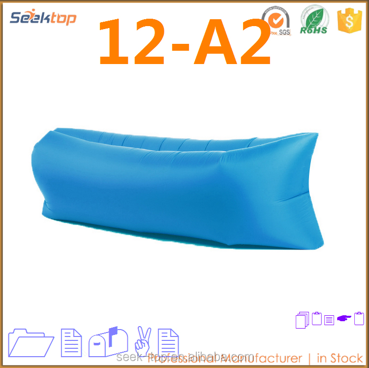 Trending Products Sofa 210T Nylon Inflatable Lounger Hot Sale 2017 Air Sleeping Bag