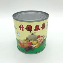 Canned Mixed Fruit Cocktail In Syrup In Glass Jar/Tin
