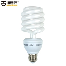 E27 32W CFL Energy Saving Lamp Bulb