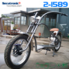 Top Performing Low Price 1000 Watt Electric Motorcycle Chopper EEC Approval Shanghai Manufactured with High Speed