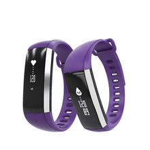 novelty IP54 calorie walk mate step counter, foot step counter with 0.96 inch OLED, wristband step counter with bluetooth 4.0