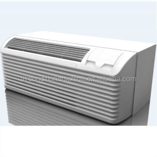12000 Btu PTAC heat pump with electric heater