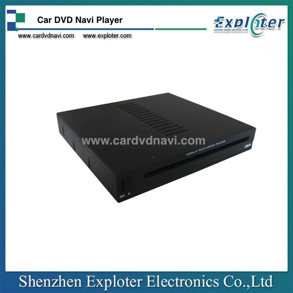 China Supplier Half DIN Single Disc DVD Player With USB SD Card