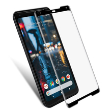 Imak Anti-Explosion 3D Curved Edge Full Screen Protector For Google Pixel 2 XL Tempered Glass