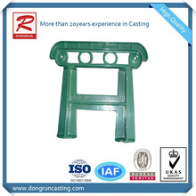 China professional manufacture supply customized aluminum bench legs