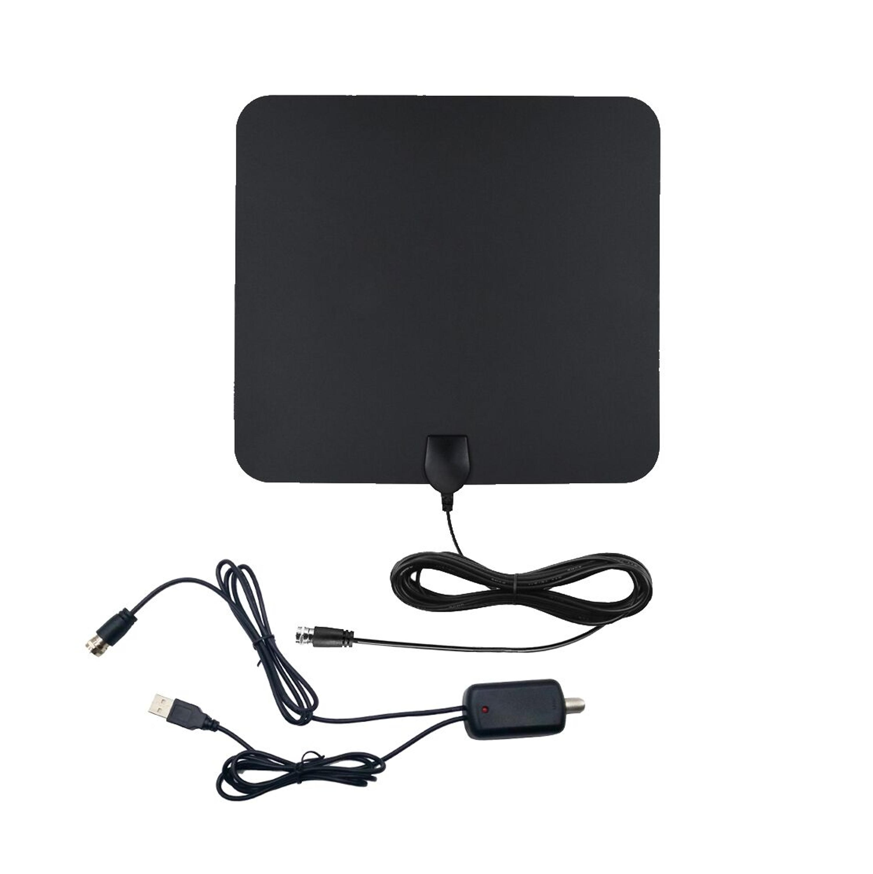 TV Aerial Paper Thin HDTV Aerial with Excellent Performance with Detachable Amplifer