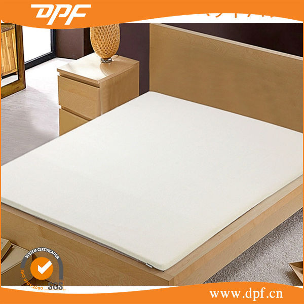 High quality hotel Classic Bedding Set Solid Color Plain Terry towel Mattress Protector