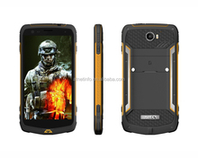Android 5.5 PTT IP68 cell mobile phone military smart phone 4g IP68 waterproof rugged android phone with nfc smartphone