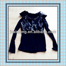 Second Hand Clothes Long Sleeve Shirt Fashion Style
