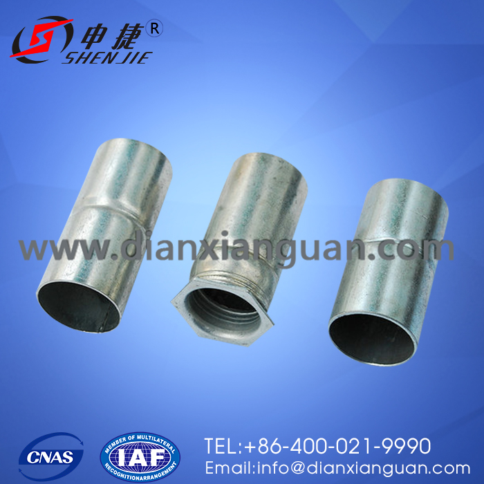 Galvanized Pipe Connector/ Electrical Conduit Coupling