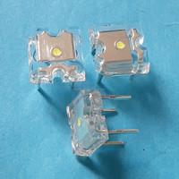Buy Super bright multicolor color 4-Pin Super Flux Led Piranha led ...