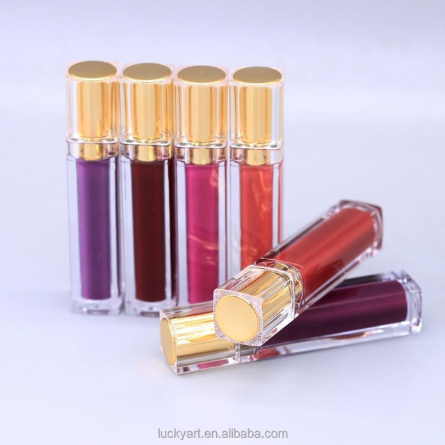 Wholesale OEM factory Lipstick FDA approved makeup Lipstick Make Your Own customize private label liquid lipstick Manufacture