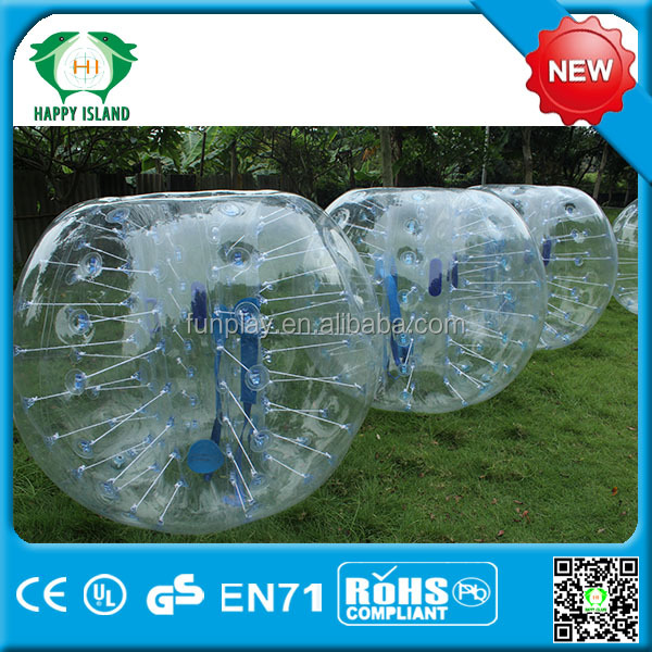 HI 2016 Popular and Crazy soccer video game,video game soccer,bubble ball suit
