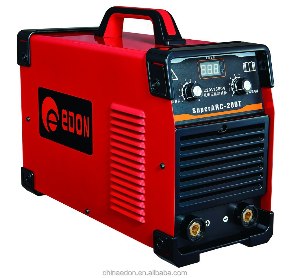PORTABLE DC SuperARC-200T/250T/315T DOUBLE VOLTAGE METAL INVERTER WELDING EQUIPMENT