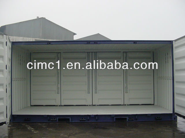 20' both Side Full access Container