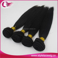 Hot selling virgin aaa grade 16 inches straight indian remy hair extensions