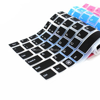 Customized 14 Inch Silicone Keyboard Cover