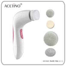 Waterproof Skin Care Sonic Facial brush super Cleansing Kit