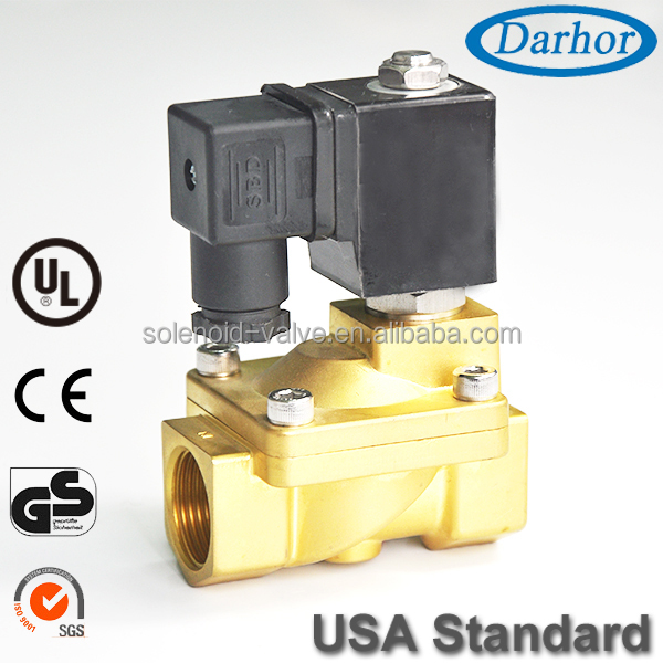 Manufactured by Darhor 12v latching solenoid 1/2