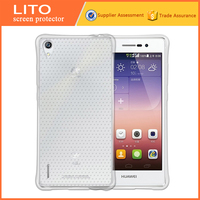 Guangzhou Lito Wholesale Cell Phone Tpu Case Cover for Huawei Ascend P7