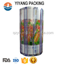 China manufacturer Auto tracing plastic roll film with high quality