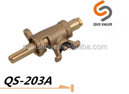 QS 203A natural gas control burner valve for stove oven grill parts