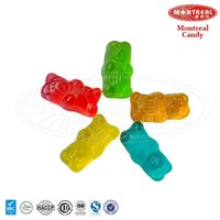 Halal candy jelly bulk gummy bears brands