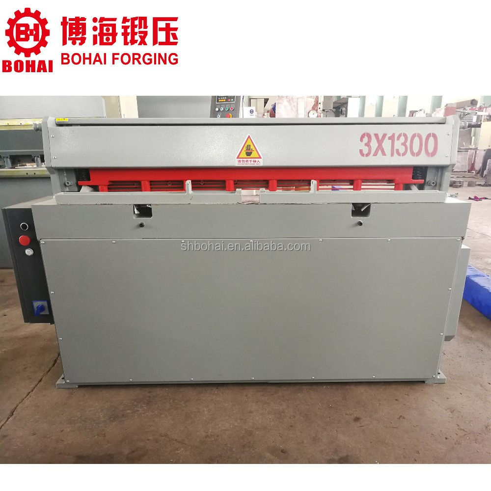 Brand new <strong>Q11</strong> Series professional high speed mechanical precise guillotine shearing with CE certificate