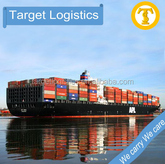 Target logistics free shipping from Shenzhen to Valencia