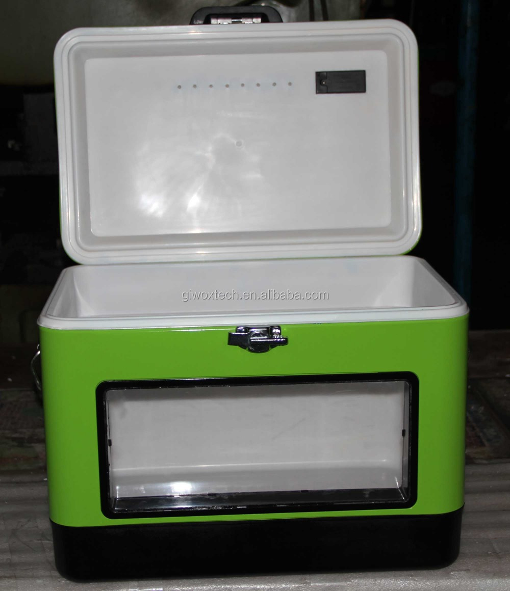 LED cooler box 51L/54QT cooler box high quality LED cooler