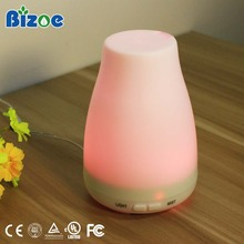 electric ultrasonic essential oil cool mist 7 color led night light aroma diffuser humidifier