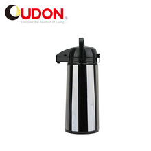 Mirror Surface Stainless Steel Air Pot/coffee pot Vacuum Thermo Flask