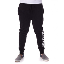 wholesale jogger pants cotton baggy trousers words printed mens pajama pants